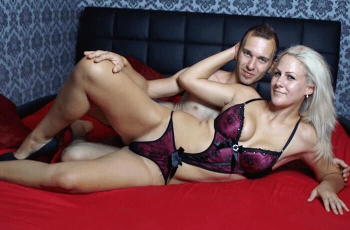 Freizügige Sexcam Shows mit Sexcam Paare